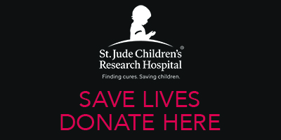 St Jude Donation Button