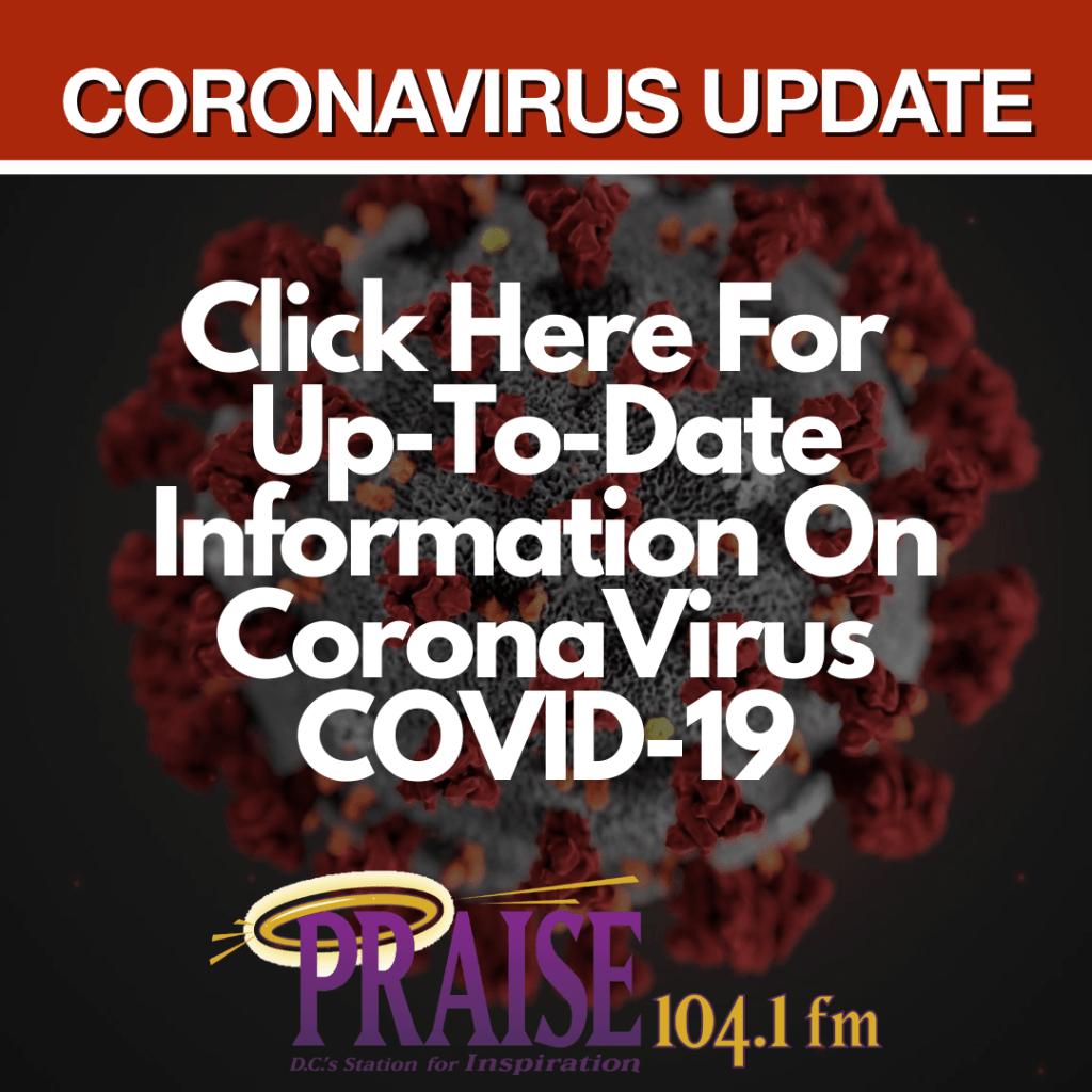 CoronaVirus Update Praise