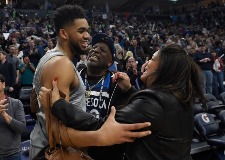 Jackie Towns, The Mother Of NBA Star Karl Anthony Towns