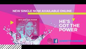 Ronnette Harrison He's Got The Power
