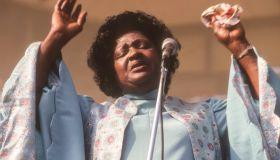 Dorothy Love Coates At SummerStage