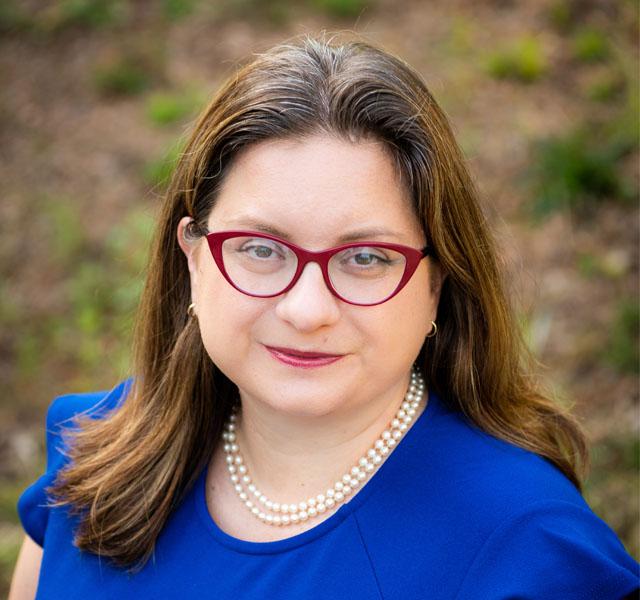 Larysa Kaus, Interim CEO, Melwood