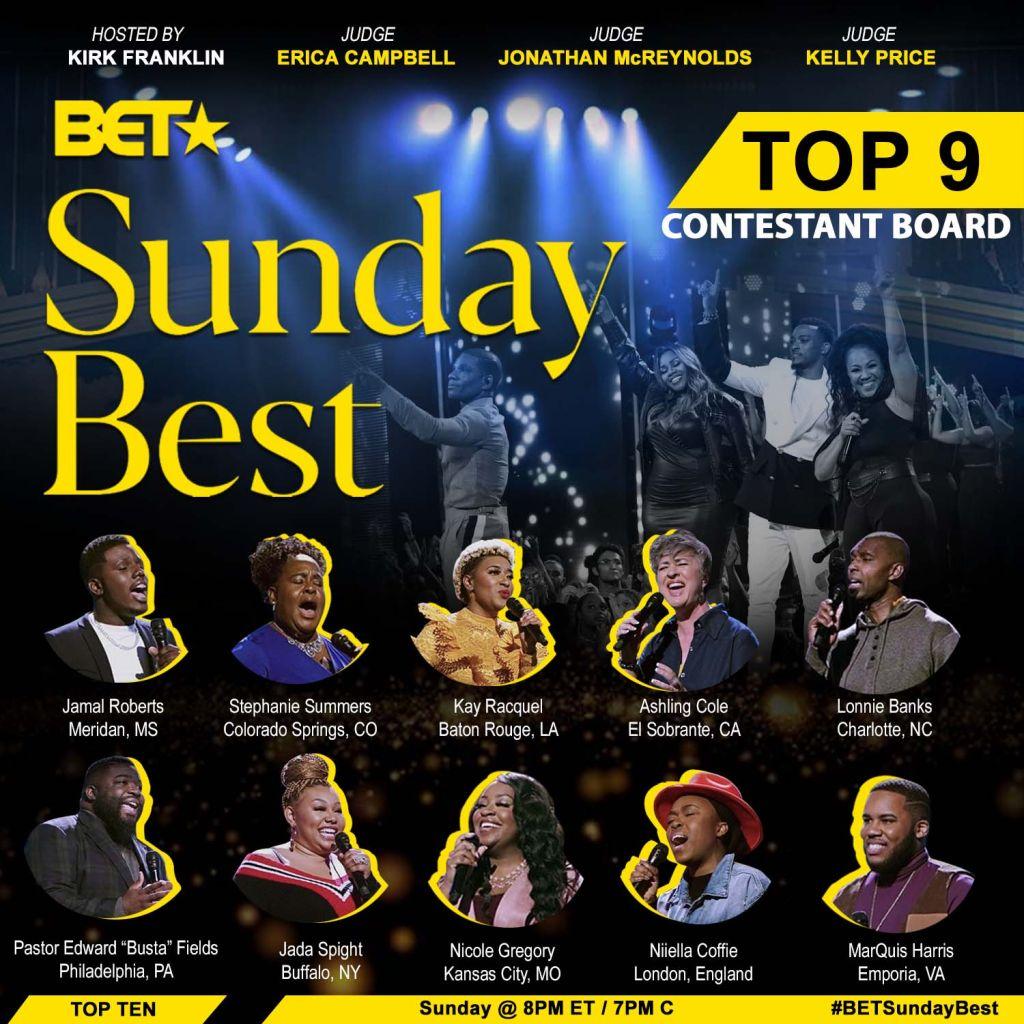 BET Sunday's Best
