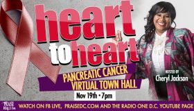 Heart To Heart: Pancreatic Cancer Virtual Town Hall