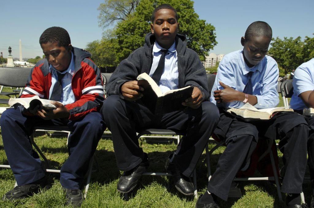 U.S. Capitol Bible Reading Marathon