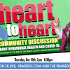 Heart To Heart Virtual Town Hall Prince Georges County Depart of Health with Cheryl Jackson
