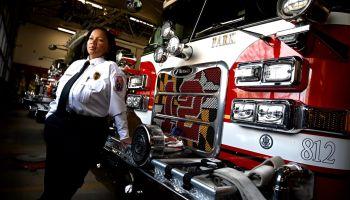 Fire Chief Tiffany D. Green