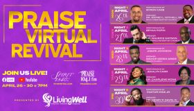 2021 Praise Spring Virtual Revival
