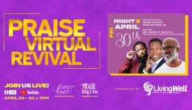 Praise Virtual Revival Spring 2021