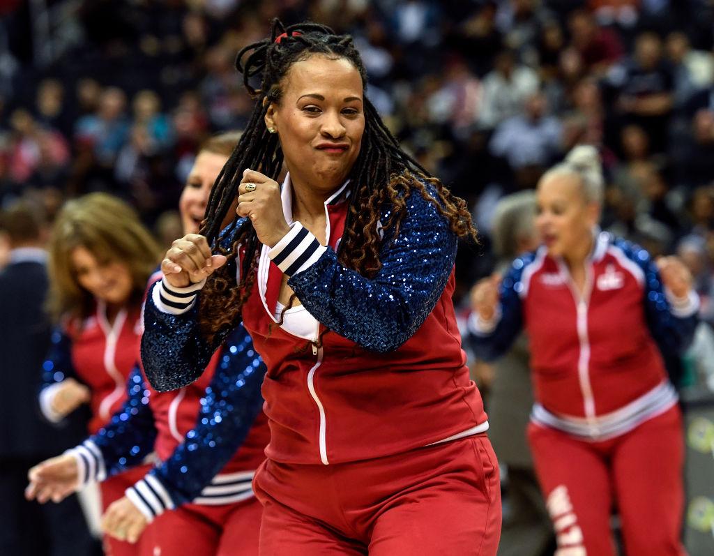 Washington Wizdom Dancers