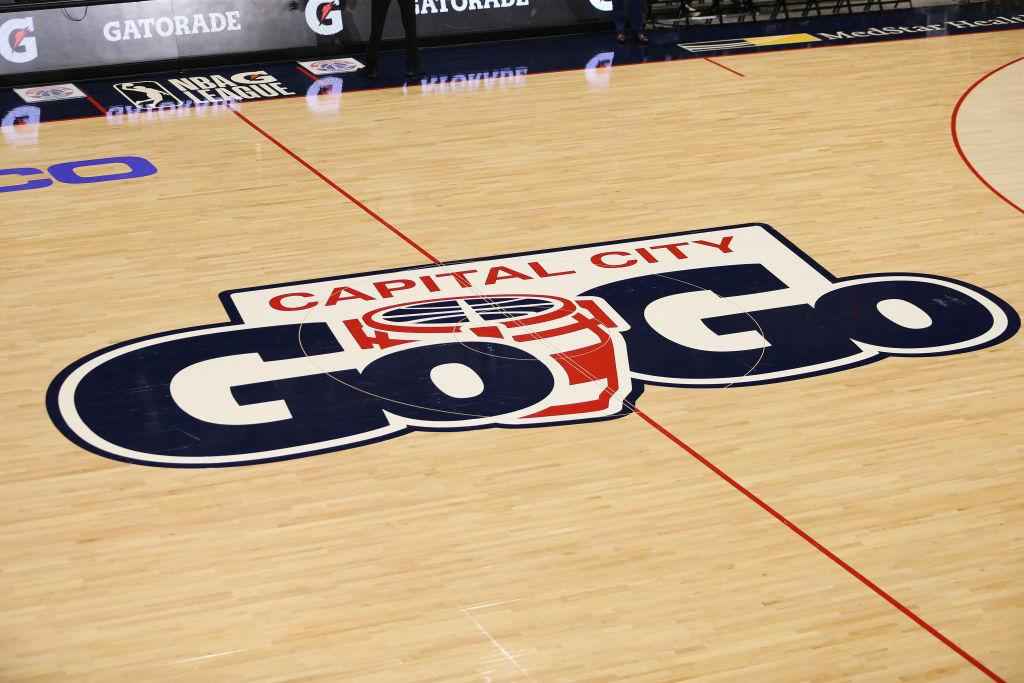 NBA: NOV 03 G-League - Swarm at Go-Go