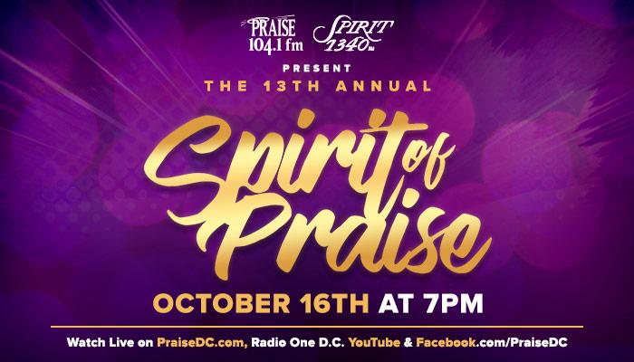 Spirit of Praise 2021
